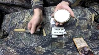 Silver Fox – the Ultimate Aluminum Handmade Turkey Calls